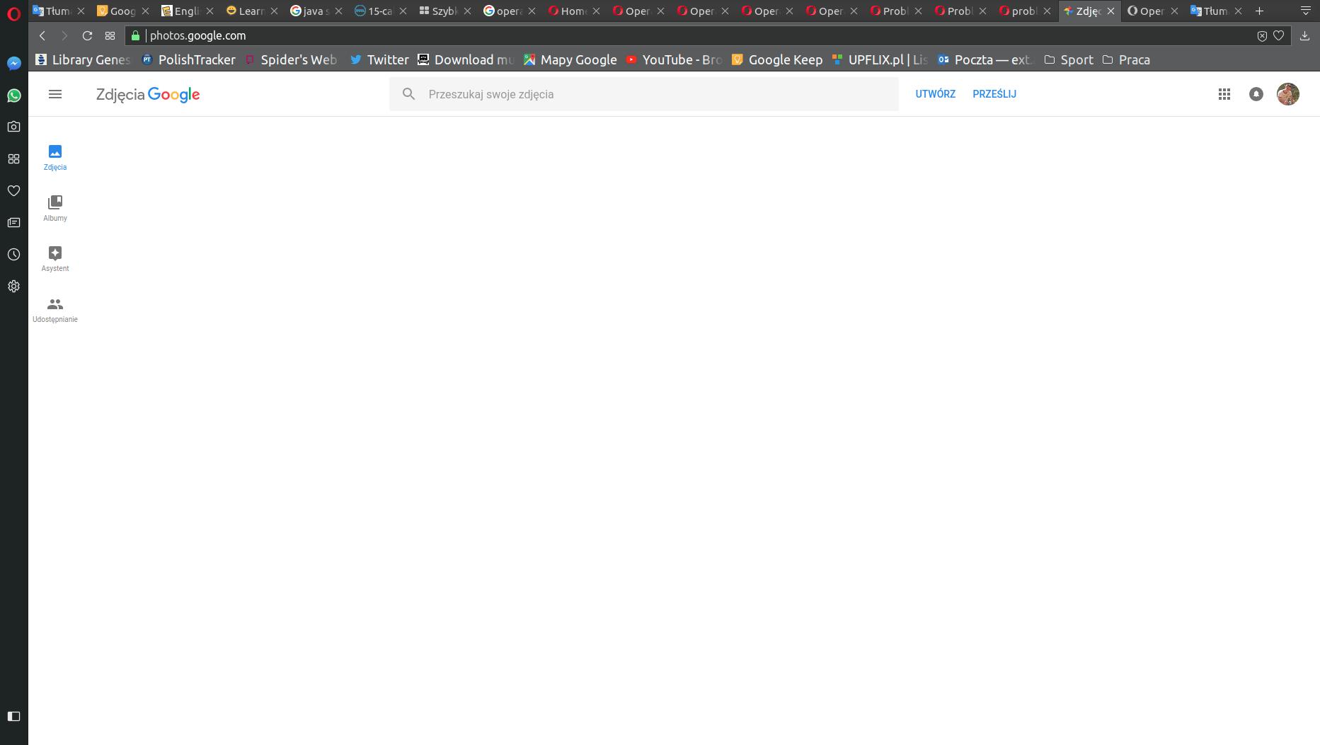 Opera 51 Google Photo not working | Opera forums