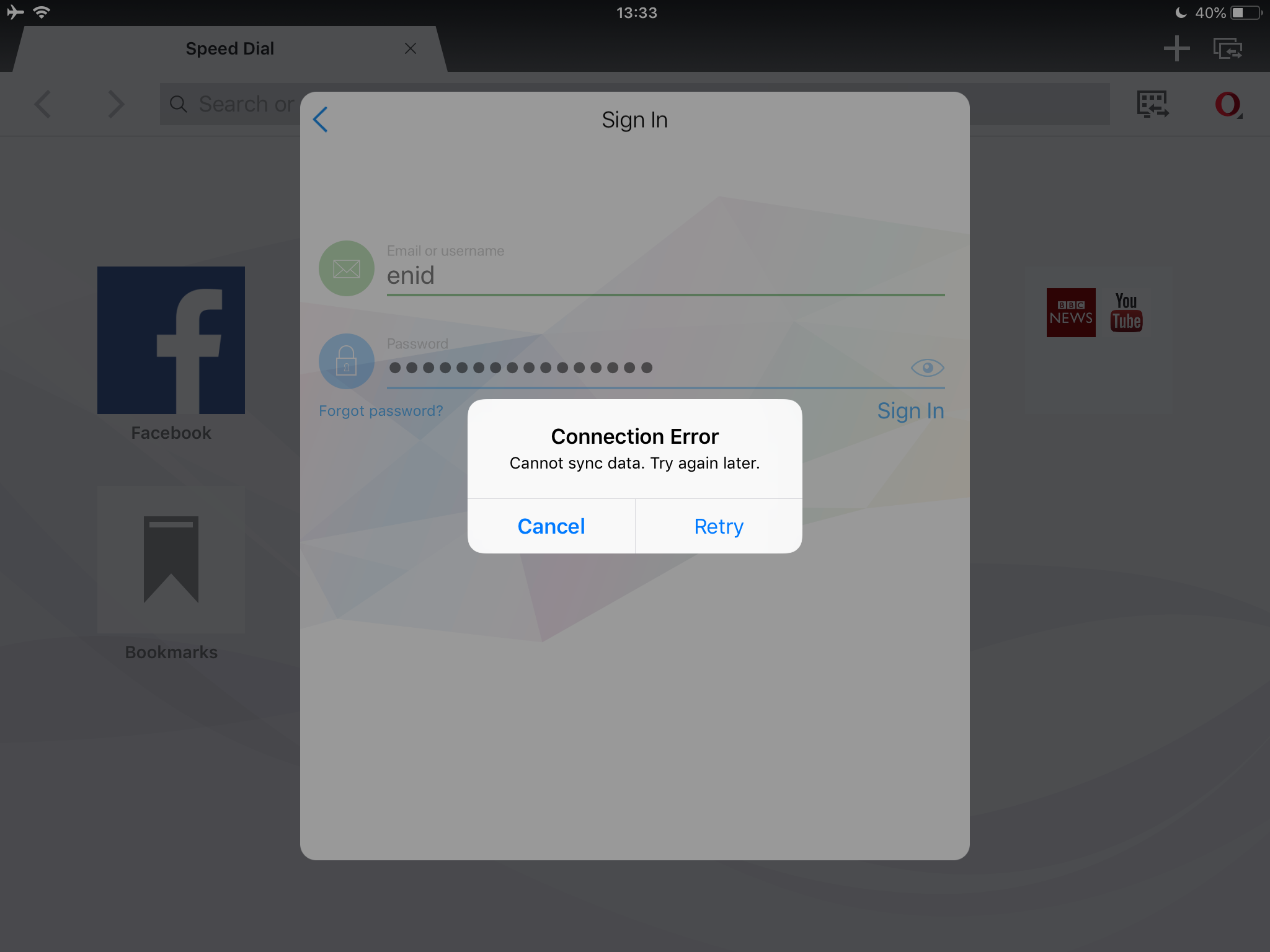opera email download